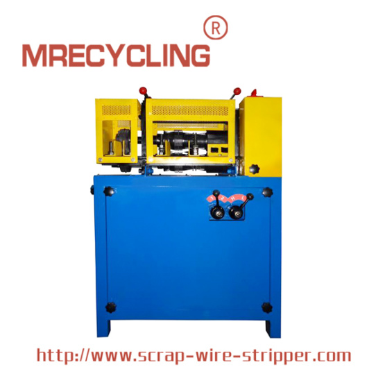 used copper wire stripping machine