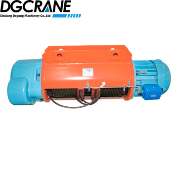 5ton lifting wire rope electric hoist for sale