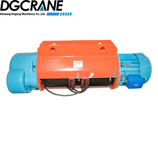 5 ton electric wire rope lifting hoist