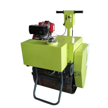 Newest model hydraulic vibration Hand push road roller