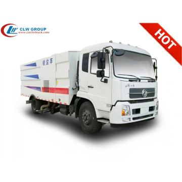 Brand New Dongfeng tianjin 12cbm dust sweeper truck