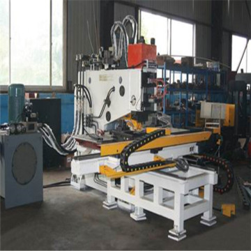CNC Punching Machine for Steel Plate