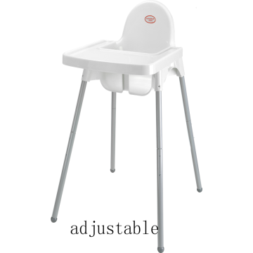 Baby adjustable dining chair