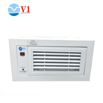 Ventilation air duct cleaner hair salon uv sterilizer