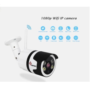 Night Vision Network Wifi Camera