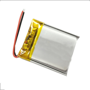 602030 3.7v 300mah Li-polymer battery rechargeable batteries