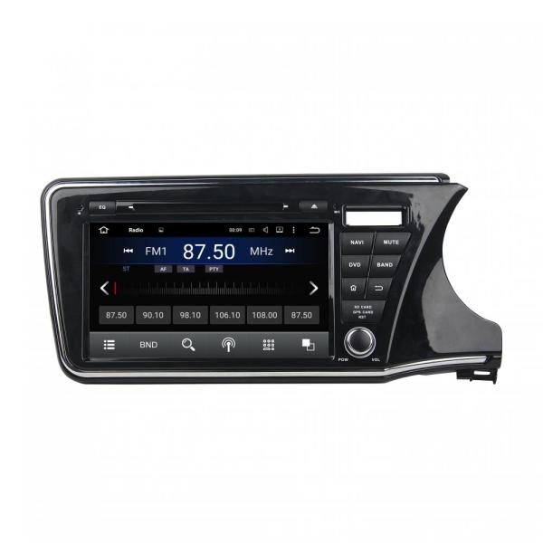 car radio for CITY 2014