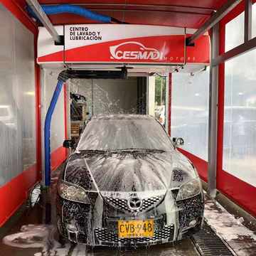Leisu wash touchless S90 automatic car wash system