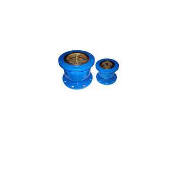 Water valve ductile iron vertical check valve