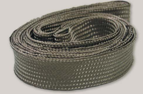Basalt Fiber Braided Sleeve