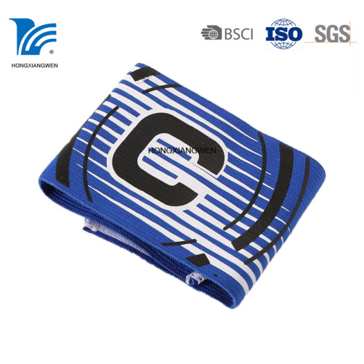 Soccer Player Training Customized Captain Armband
