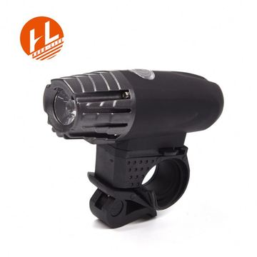 Rechargeable head usb front light bicycle bike lights