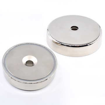 Permanent Strong Magnetic Round Base