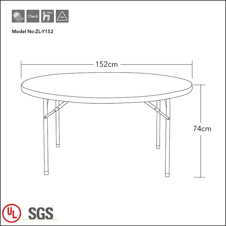 Good Quality Plastic Table
