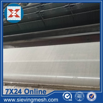 Stainless Steel Plain Dutch Weave Wire Cloth