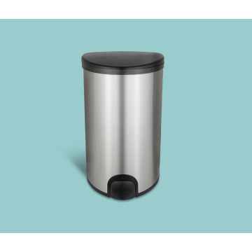 Toe Touch Sensor Indoor Dust Bin
