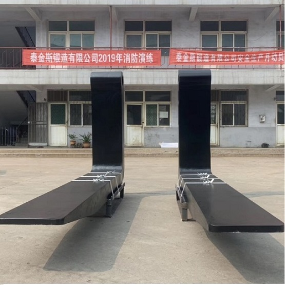 Good material forks forklift accessories