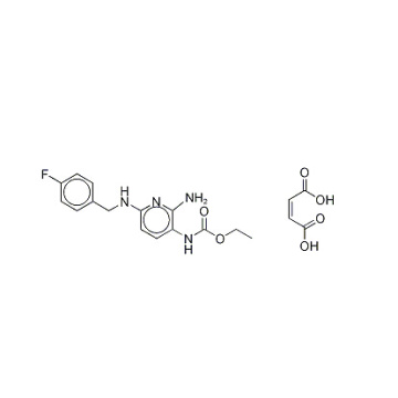 MFCD00941415 Non-Opiate Analgesic Flupirtine Maleate HPLC≥99% CAS 75507-68-5