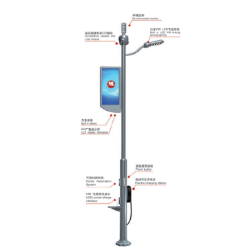 Intelligent Street Lamp Lighting
