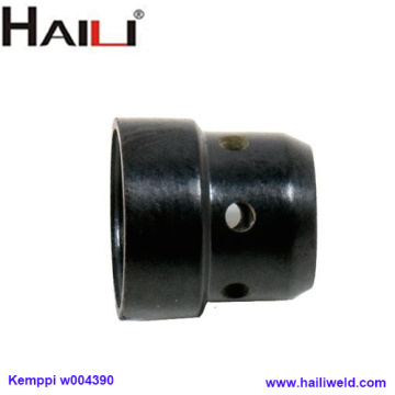 w004390 black gas diffuser dmc for kemppi