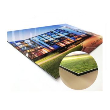 AD outdoor signage ACP sheet