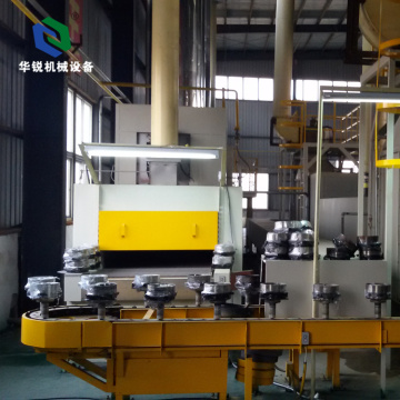 Customized Colorful Automatic Teflon Non-stick Coating Production Line