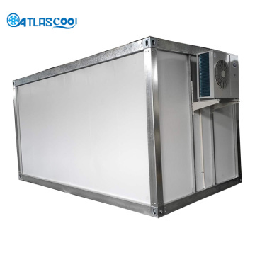 Industrial portable cold room mobile storage room