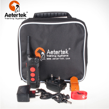 Aetertek 918C 919C models Silver PU Collar replacement