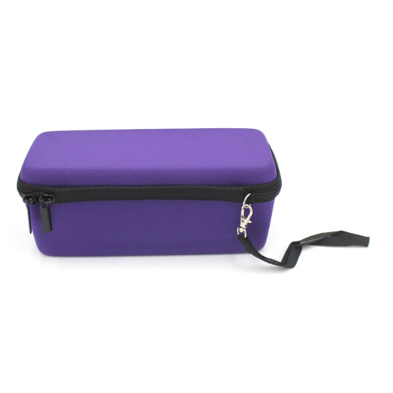 High end eva carrying portable hard speaker case with foam