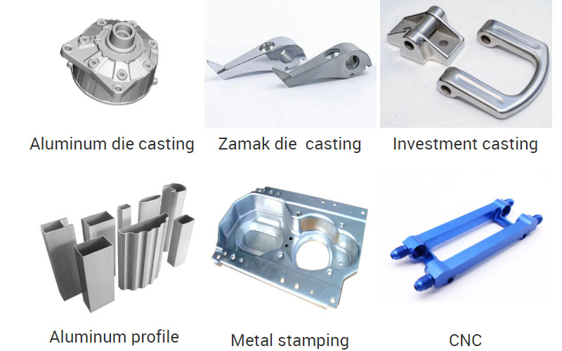 CNC hardware products