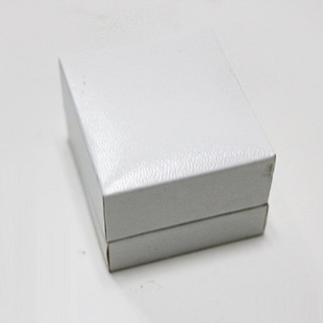 Custom made PU leather jewelry necklace packaging box