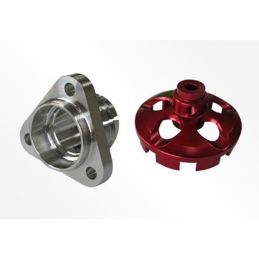 CNC Machined Center Automobile Parts Processing