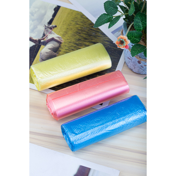 Customization Star Seal Plastic Garbage Bag