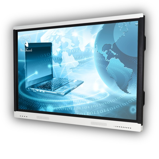 65 inches large-size  AI touch display