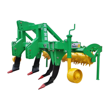 More than 100HP tractor drived subsoiler
