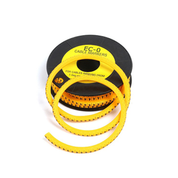 customizeble number cable wire marker