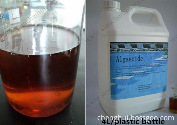 algaecide for ponds