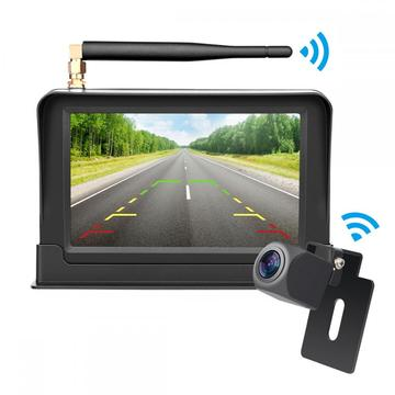Vehicle Security System Anti-interface Digital Wireless cam