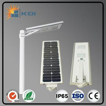 Best price 20W integrated led street light solar