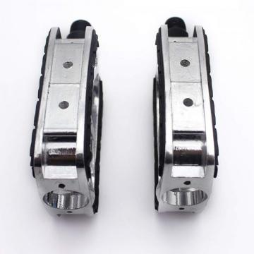 Bike Pedals with Toe Clip and Strap Aluminum
