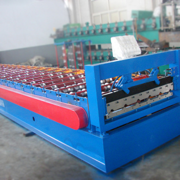 High performance customized profile roof forming board making machine
