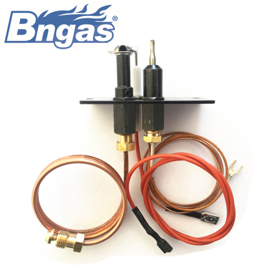 Gas Fireplace Replacement Parts pilot burner