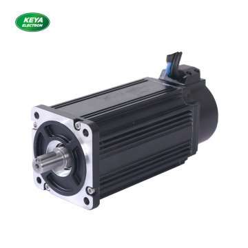 80mm 48W 700W brushless dc servo motor