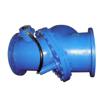 Energy saving swing type slow closing Check valve
