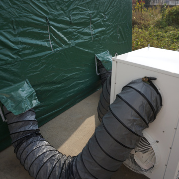 Easy and Quick Install Camping Airconditioner