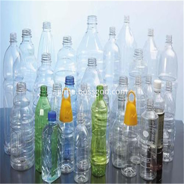 Popular Virgin Pet Resin For Drinking Water Bottle