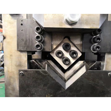 CNC Steel Angle Punching Line