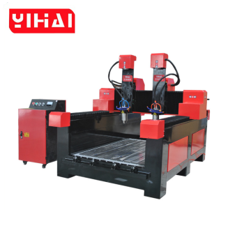 Portable heavy duty cnc router stone cutting machine
