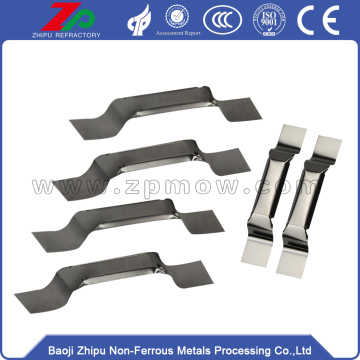 Heating Parts Tantalum Boats for High Temperature Furnace