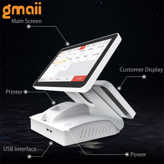 Pos All in One Electronic Cash Register Machine